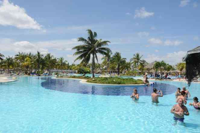 Playa Pesquero Hotel Is Located On The Fine White Sand Of Pesquero Beach Cuba Reviews And Pictures