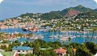 St Georges harbour-grenada