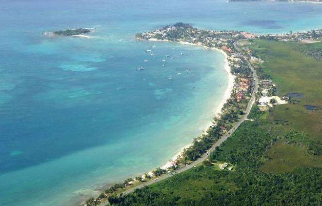 7 mile beach negril photos