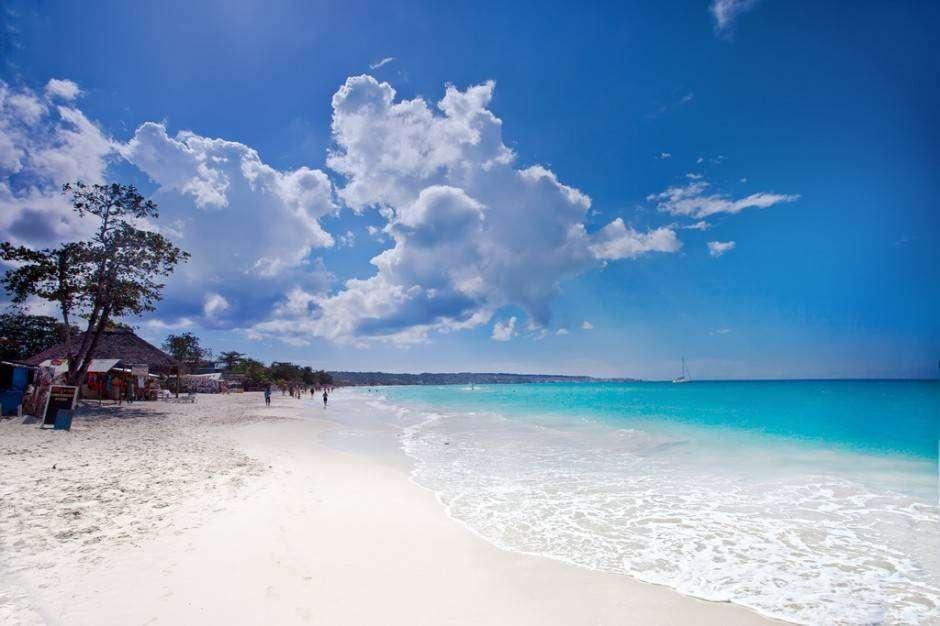 Jamaica Negril 7 Mile Beach