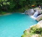 Irie And Westmoreland Blue Hole Jamaica Mineral Pools
