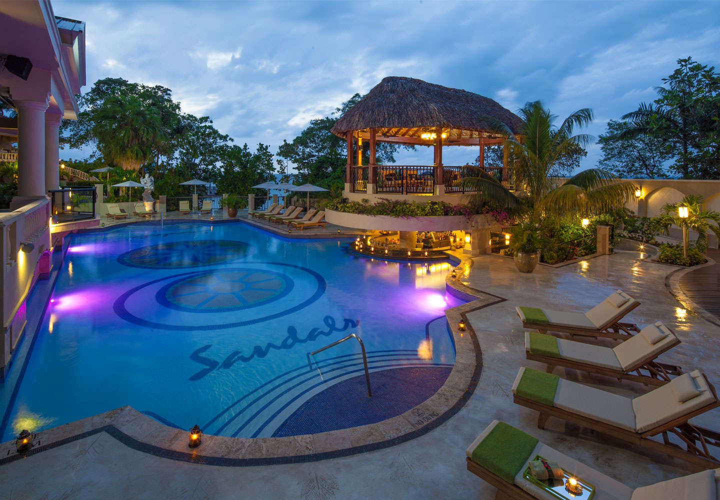 Sandals Exclusive Resorts in Jamaica travel pictures and ...